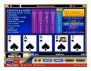 Deuces and Faces Video Poker